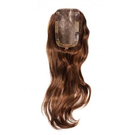 Belle Madame natural hair piece: Paris Large
